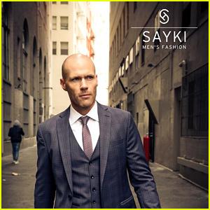 Oliver Trevena Stars in Sayki's New Men's Fashion Campaign!