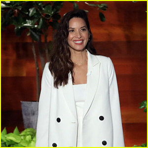 Olivia Munn Opens Up About 'Predator' Controversy on 'Ellen' - Watch Now!