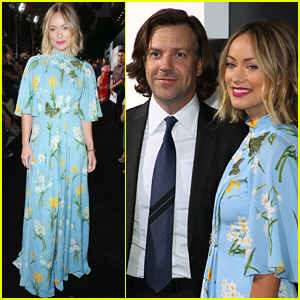 Olivia Wilde is Joined by Longtime Love Jason Sudeikis at 'Life Itself' Premiere