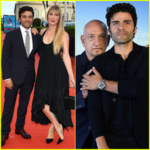 Oscar Isaac & Sir Ben Kingsley Close Out Deauville Film Festival with 'Operation Finale'
