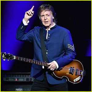 Paul McCartney Scores His First No. 1 Album on Billboard 200 in 36 Years With 'Egypt Station'!