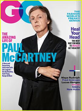Paul McCartney Recalls Pleasuring Himself Alongside John Lennon When They Were Kids