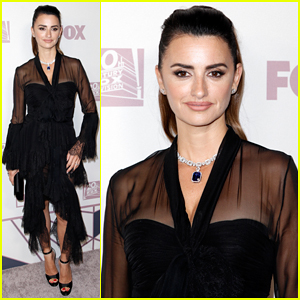 Penelope Cruz Switches It Up for FX Emmy 2018 After Party!