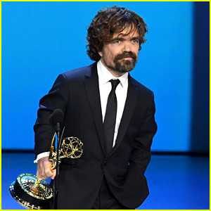 Peter Dinklage Wins Third Emmy for 'Game of Thrones'