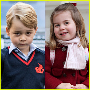 Here's Why Prince George & Princess Charlotte Weren't Photographed on Their First Days of School This Year
