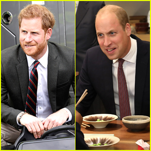 Prince Harry & Prince William Step Out for Separate Royal Duties!