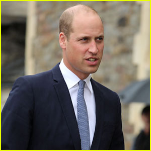 Prince William Visits Bristol to Launch 'Mental Health at Work' Project in the UK!