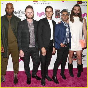 'Queer Eye' Wins Best Reality Show at Creative Arts Emmy Awards 2018!