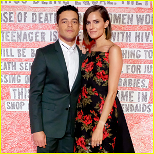 Rami Malek & Allison Williams Are Fighting HIV/AIDS with Montblanc & (RED)