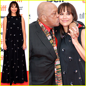 Rashida Jones Premieres Documentary She Directed About Dad Quincy Jones!