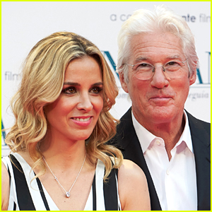Richard Gere's Wife Alejandra Is Pregnant with Their First Child!