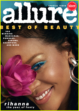 Rihanna Covers Allure's Best of Beauty Issue!