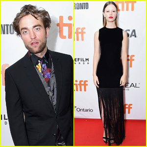 Robert Pattinson & Mia Goth Attend 'High Life' Premiere at Toronto Film Festival!