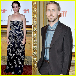 Ryan Gosling & Claire Foy Premiere 'First Man' at TIFF 2018