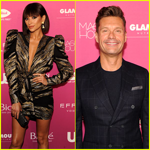 Ryan Seacrest & Shay Mitchell Join NYC's Most Stylish Stars During NYFW Party!