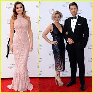 Broadway Star Samantha Barks Joins 'Pretty Woman' Co-Stars at Met Opera Gala