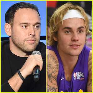 Justin Bieber's Manager Used to Worry He Would Die From 'So Much Crap In His System'