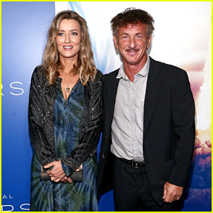 Sean Penn Premieres Hulu Series 'The First' with Natascha McElhone