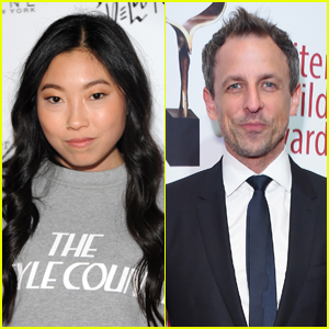 'SNL' Announces Awkwafina & Seth Meyers as Upcoming Hosts - See Who's Performing!