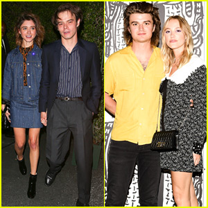 'Stranger Things' Stars Step Out for a Double Date!