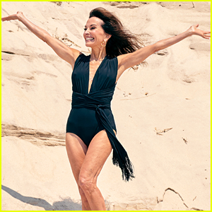 Susan Lucci, 71, Poses In a Swimsuit in Unretouched Photos!