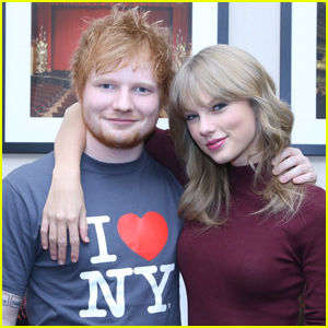 Taylor Swift & Ed Sheeran Predict AMA Winners During Hike - Watch Now!