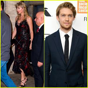 Taylor Swift Attends Boyfriend Joe Alwyn's Movie Premiere!