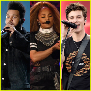 The Weeknd, Janet Jackson, & Shawn Mendes Perform at Global Citizen Festival 2018!