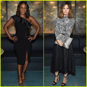 Tiffany Haddish & Rose Byrne Step Out for Michael Kors x 10 Corso Como Dinner
