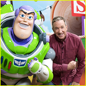 Tim Allen Says 'Toy Story 4' Plot Is 'So Emotional' - Watch Now!