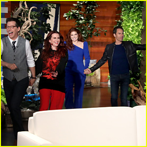 'Will & Grace' Cast Reveals Their Pre-Show Ritual - Watch Now!