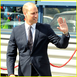 Prince William Makes a Drug Joke After Visiting Royal Mail Center!