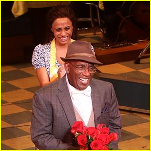 Al Roker Makes His Broadway Debut in 'Waitress' (Photos)