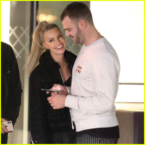 The Chainsmokers' Alex Pall Joins Girlfriend Katelyn Bryd For Dinner Date After AMAs