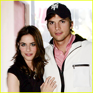 Amanda Peet Rates Ashton Kutcher's Kissing Skills (Video)