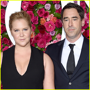 Amy Schumer Is Pregnant, Expecting First Child with Chris Fischer!