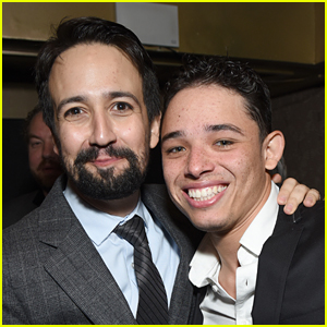 Anthony Ramos to Play Usnavi in 'In the Heights' Movie!