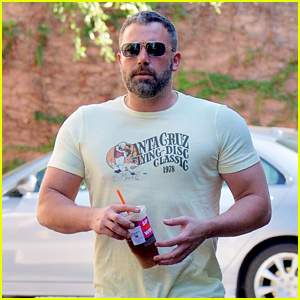 Ben Affleck Looks So Buff in New Photos!