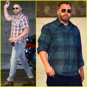 Ben Affleck Steps Out After Splitting With Shauna Sexton