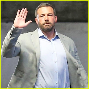 Ben Affleck Suits Up for a Meeting in Los Angeles