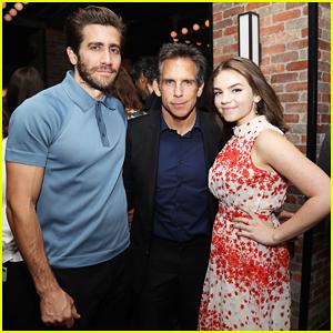 Ben Stiller & Daughter Ella Join Jake Gyllenhaal at 'Wildlife' After Party!