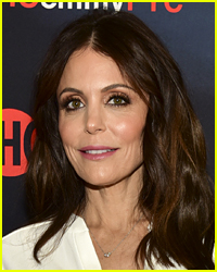 Bethenny Frankel Holds Hands with Mystery Man