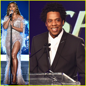 Beyonce & Jay-Z Hit The Stage at City of Hope's Spirit of Life Gala 2018!