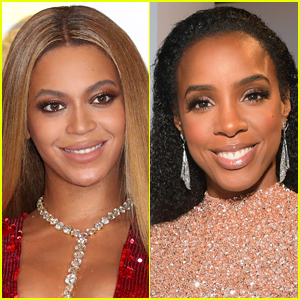 Are Beyonce & Kelly Rowland Collaborating on New Music? Fans Think So!