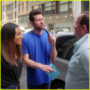 Billy Eichner & Tiffany Haddish Attempt to Cast a More Inclusive 'Hocus Pocus' Remake (Video)