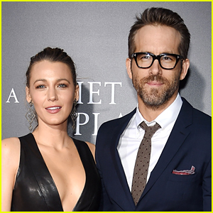 Blake Lively & Ryan Reynolds Share Their Voting Selfies!