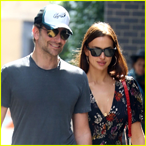 Bradley Cooper & Irina Shayk Look So Happy Together on 'A Star Is Born' Opening Weekend!