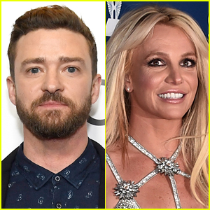 Britney Spears Practices Backflips to a Justin Timberlake Song
