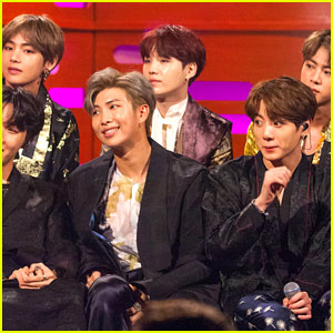 BTS Visit 'Graham Norton Show' as They Announce 'Burn the Stage' Movie