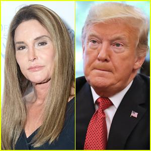 Caitlyn Jenner Slams Donald Trump Over Transgender Erasure Policy